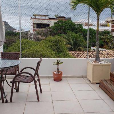 Cobertura Triplex Mobiliada 4 Suítes (2 Vagas) - Recreio dos Bandeirantes, Rio de Janeiro - RJ