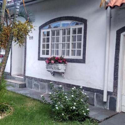 Casa para Venda - Casa Liner 3 Quartos 2 vagas de garagem, Rua 2, Conforto, Volta Redonda - RJ