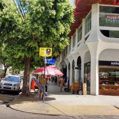 Conjunto de Lojas - Center Icaraí, Rua Coronel Moreira Cesar, Icaraí, Niterói - RJ