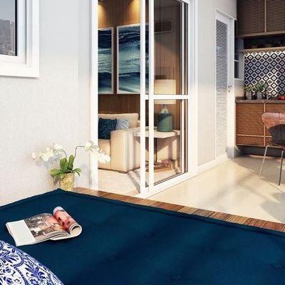 Apartamento 3 Quartos (1 Suíte) e 1 Vaga - Liv 360 - Rua Doutor Sardinha, Santa Rosa, Niterói - RJ