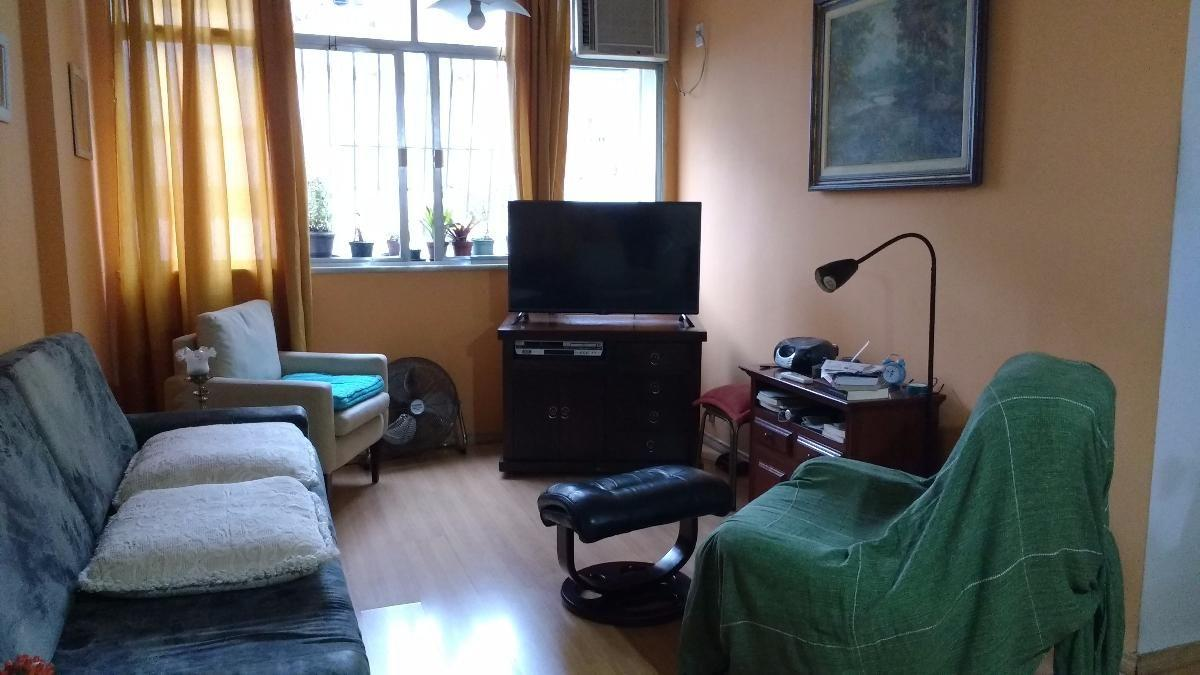 Apartamento, 3 Quartos (1 suíte), Tavares de Macedo, Icaraí, Niterói - RJ