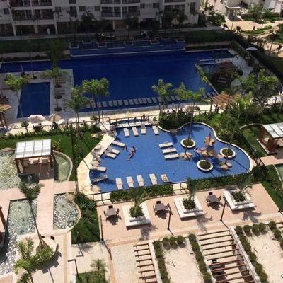 Apartamento 3 quartos (1 suite) - Cidade Jardim Maayn