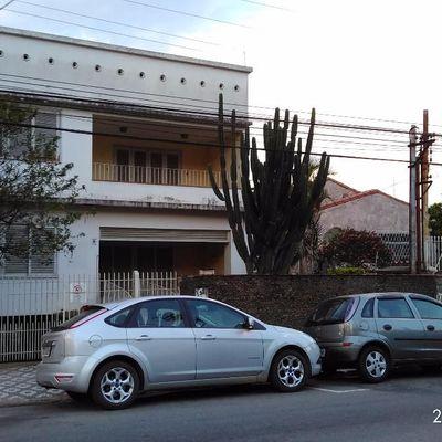 Casa para Venda - Casa Triplex (ALUGADA) com finalidade comercial com 580 m² - Rua Doutor Francisco Andrade Neto, Centro, Barra Mansa - RJ