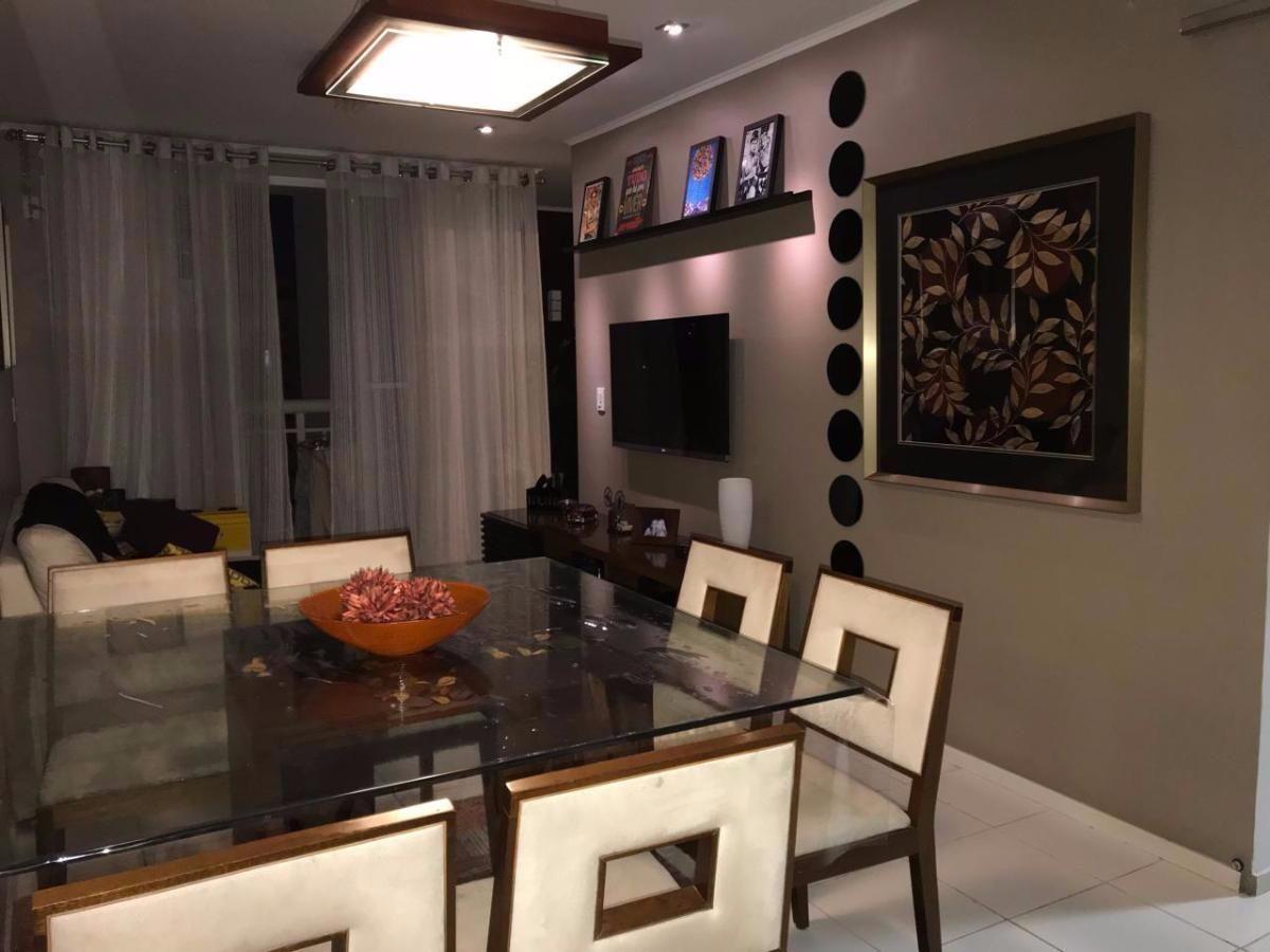 Apartamento 3 quartos (1 suíte) no Centro de Niterói