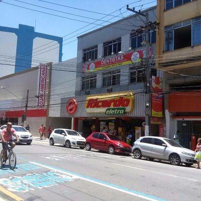 Edifício Comercial com Loja - Avenida Joaquim Leite, Centro, Barra Mansa - RJ