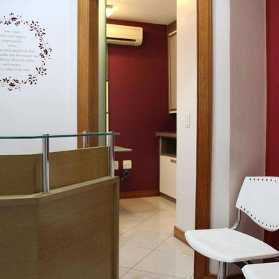 Sala para Locação / Aluguel - Sala comercial reformada, montada e decorada - Shopping 33, Vila Santa Cecília, Volta Redonda - RJ