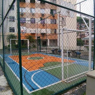 Apartamento Ponta D'Areia andar alto vazio 2 quartos vaga lazer piscina restaurante horta academia