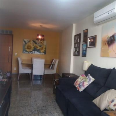 Apartamento Jardim Icaraí bem localizado comércio colégios 3 quartos suite vaga lazer