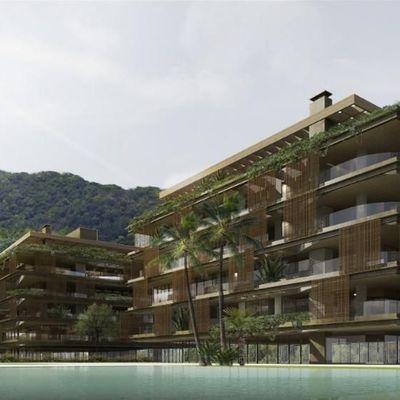 Cobertura Duplex-bravíssima Private Residence-praia Brava-05 Suítes-04 Vagas-lazer Completo