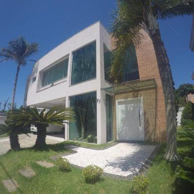 Casa No Condomínio Haras Rio Douro Com 3 Dormitórios à Venda Por R$ 2.800.000 - Ariribá - Balneário Camboriú/sc