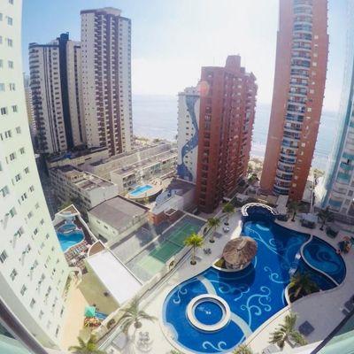 Apartamento Para Locação No Villa Serena, Centro, Balneário Camboriú.- 04 Dormitórios- 04 Vagas