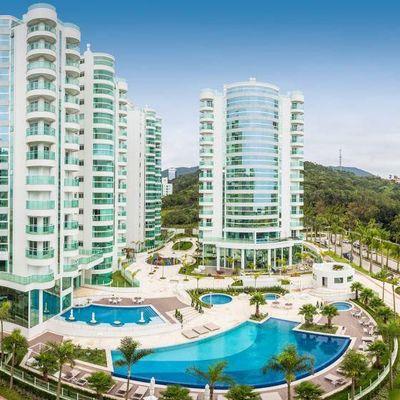 Brava Beach Apartamento Mobiliado e Decorado Para Locação Na Praia Brava/itajaí - 03 Suítes 03 Vagas