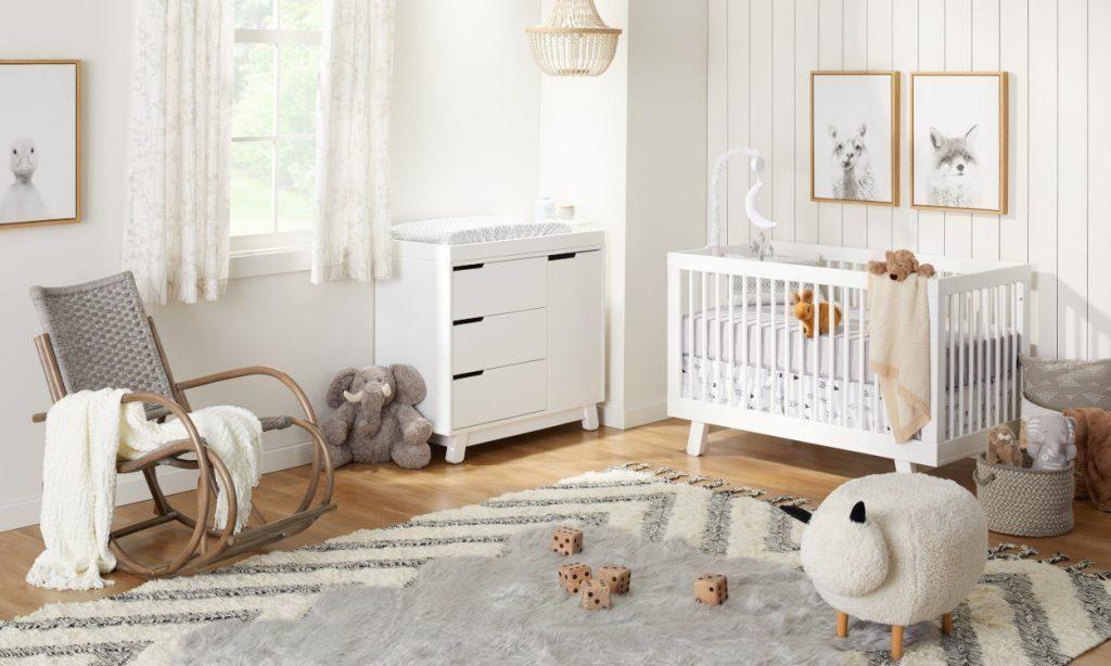 Como decorar um quarto de bebê