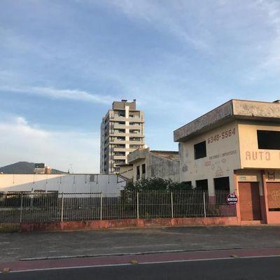 Terreno Comercial Para Locação, Centro, Itajaí.