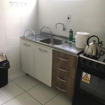 Apartamento de 01 dormitório