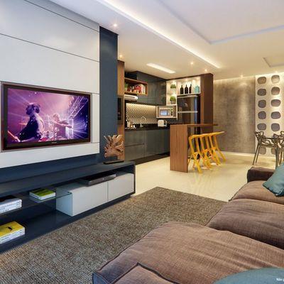 Icon Residence-Apartamento com 02 dormitórios sendo 01 suíte e 01 vagas de garagem