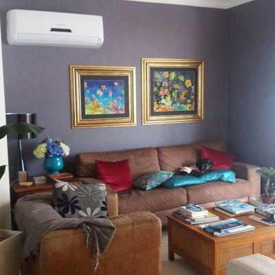Apartamento de 03 dormitórios sendo 01 suíte 02 vagas de garagem privativa.