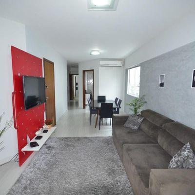 Apartamento de 03 Dormitórios sendo 01 suíte e 02 vagas de garagem
