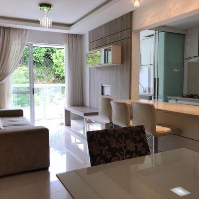 Apartamento com ampla área de lazer 02 dormitórios sendo 01 suíte e 01 vaga de garagem