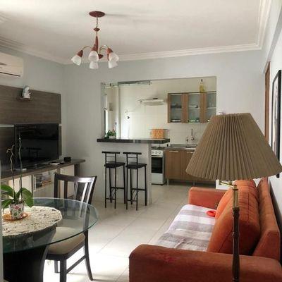 Nilda Mathilde - Apartamento central, com 01 dormitório e vaga privativa.