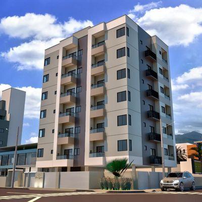 Residencial Riomaggiore-Apartamento de 02 dormitórios sendo 01 suíte e 01 vaga de garagem
