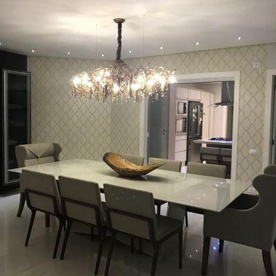 Brava Home- Apartamento de 04 suítes + dependência de empregada e 04 vagas de gargem privativa