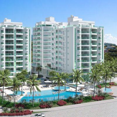 Lançamento Reserva Figueira-Brava Beach-Apartamentos com 04 suítes 03 vagas