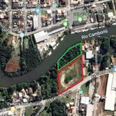 Terreno no bairro São Francisco de Assis em Camboriu