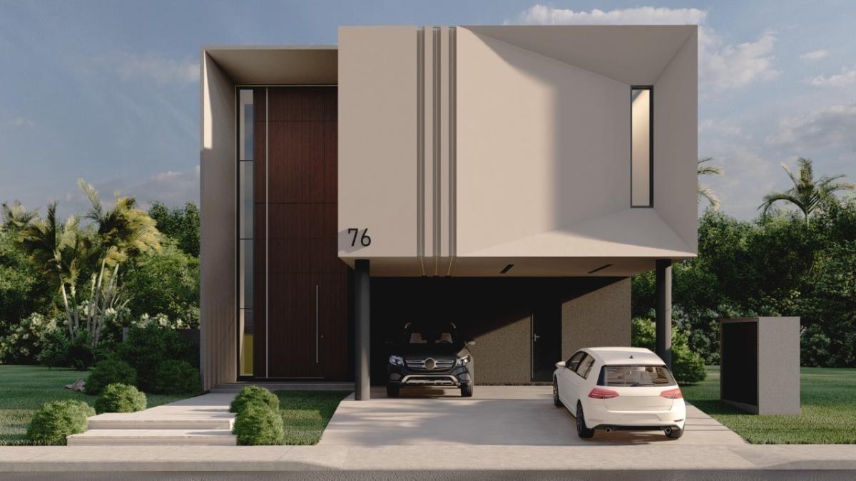 Casa de alto padrão em condomínio fechado com 4 suítes + piscina + deck + jardim no bairro Ariribá em Balneário Camboriu