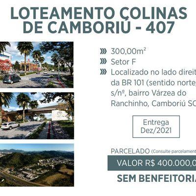 Loteamento Colinas de Camboriu