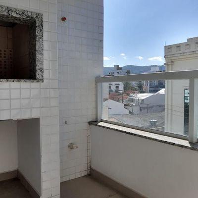 Apartamento novo com 3 dormitórios (sendo 1 suíte) + sacada com churrasqueira + 2 vagas de garagem no bairro das Nações