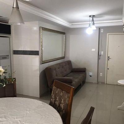 Quadra Mar! 03 dormitórios decorado no Centro de Balneário Camboriú