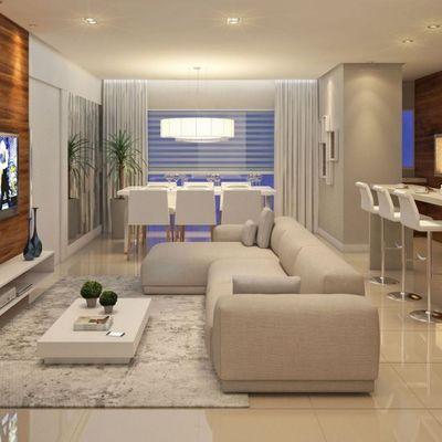 Apartamento no Centro de Balneário Camboriú com 2 Suítes Home Office e 2 Vagas de Garagem