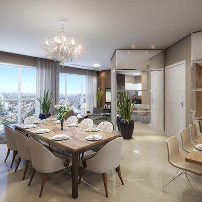 Apartamento à venda em Balneário Camboriú com 2 Suítes e 2 Dormitórios Empreendimento com 1260m2 de área de lazer