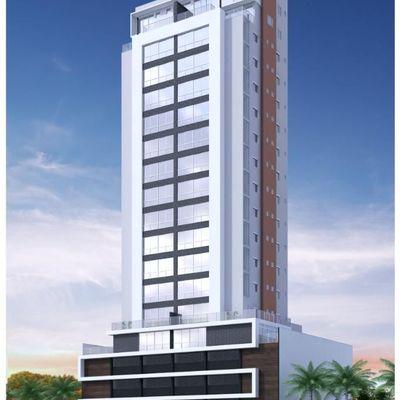 Lançamento! Apartamento novo com 3 suítes + 3 vagas de garagem no centro de Balneário Camboriu