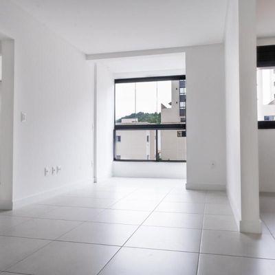 Apartamento novo no bairro das Nações com 2 dormitórios (sendo 1 suíte) + sacada integrada + churrasqueira