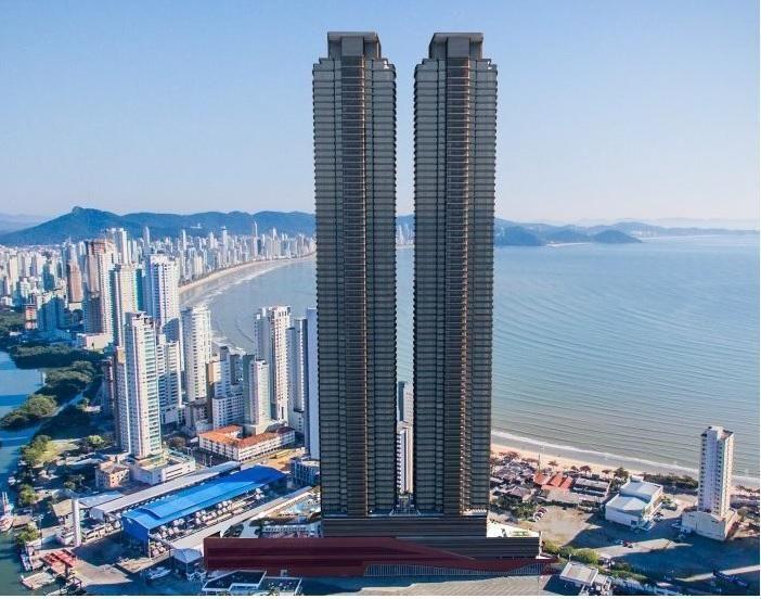 Pensando em morar em um arranha-céu em Balneário Camboriú? Conheça os benefícios!
