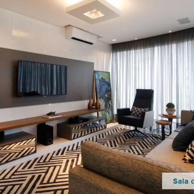 Apartamento à venda em Balneário Camboriú com 2 Suítes mais 2 Dormitórios e 3 Vagas de Garagem