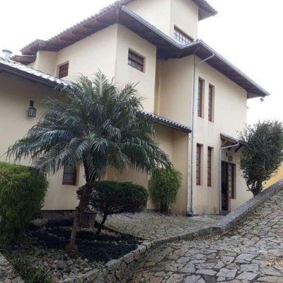 Casa à venda  1 suíte 2 dormitórios mobiliada alto padrão garagem para 4 carros Centro Florianópolis