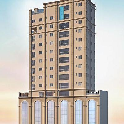 Apartamento diferenciado com 4 suítes no centro de Balneário Camboriu