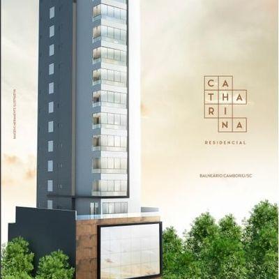 Lançamento - 01 apartamento por andar com 03 suítes no centro de Balneário Camboriú