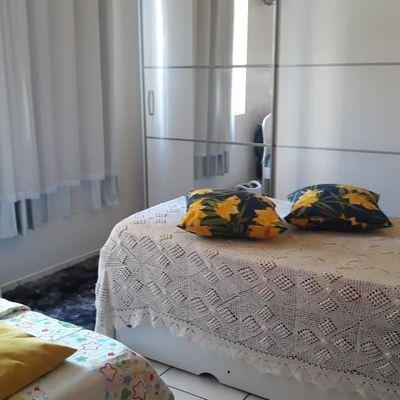 Apartamento Mobiliado em Balneário Camboriú com 2 Dormitórios em área central super valorizada Rua reta ao Mar