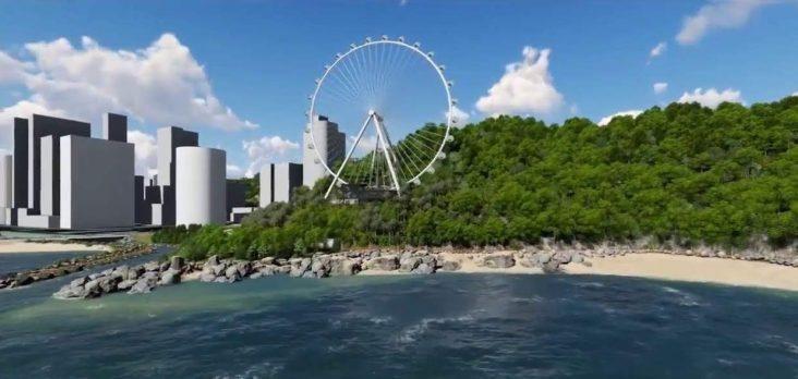 Balneário Camboriú terá uma roda-gigante - BC Big Wheel