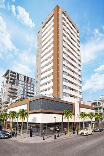 Apartamento Due Vite Residencial no bairro Vila Operária em Itajaí