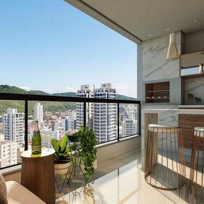 Apartamento 3 Dormitórios no Centro de Itajaí