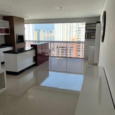 Apartamento com 3 dormitórios próximo ao mar Ed. Mirante Atlânticos em Balneário Camboriú