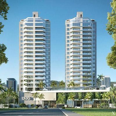 Lançamento - Apartamento na Praia Brava , Ed. Duo