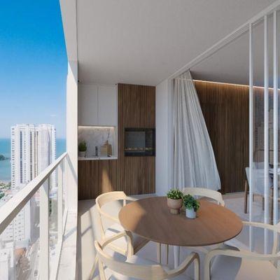 Lançamento Apartamento 4 Suítes, 3 Vagas, Barra Norte, Balneário Camboriú