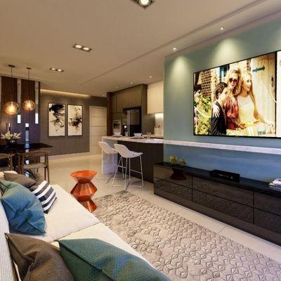 Apartamento Centro Itajaí  2 dormitórios