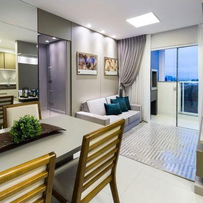 North Brava! Apartamento 2 Dormitórios, Sendo 01 Suíte, Praia Brava de Itajaí